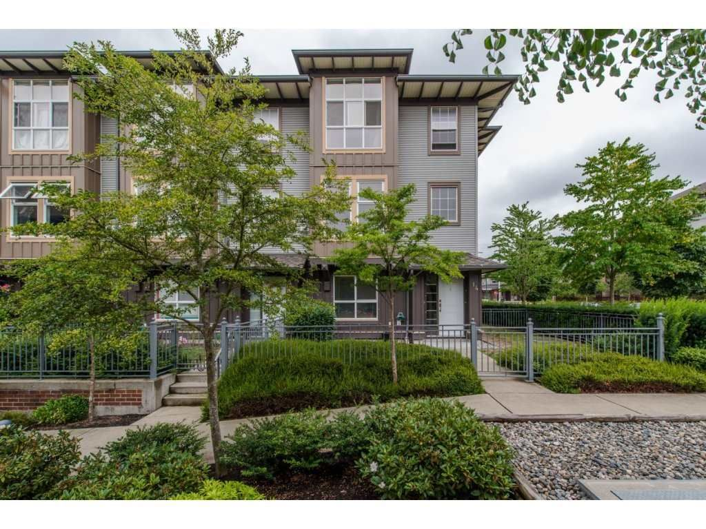 """Main Photo: 14 18777 68A Avenue in Surrey: Clayton Townhouse for sale in """"COMPASS"""" (Cloverdale)  : MLS®# R2096007"""