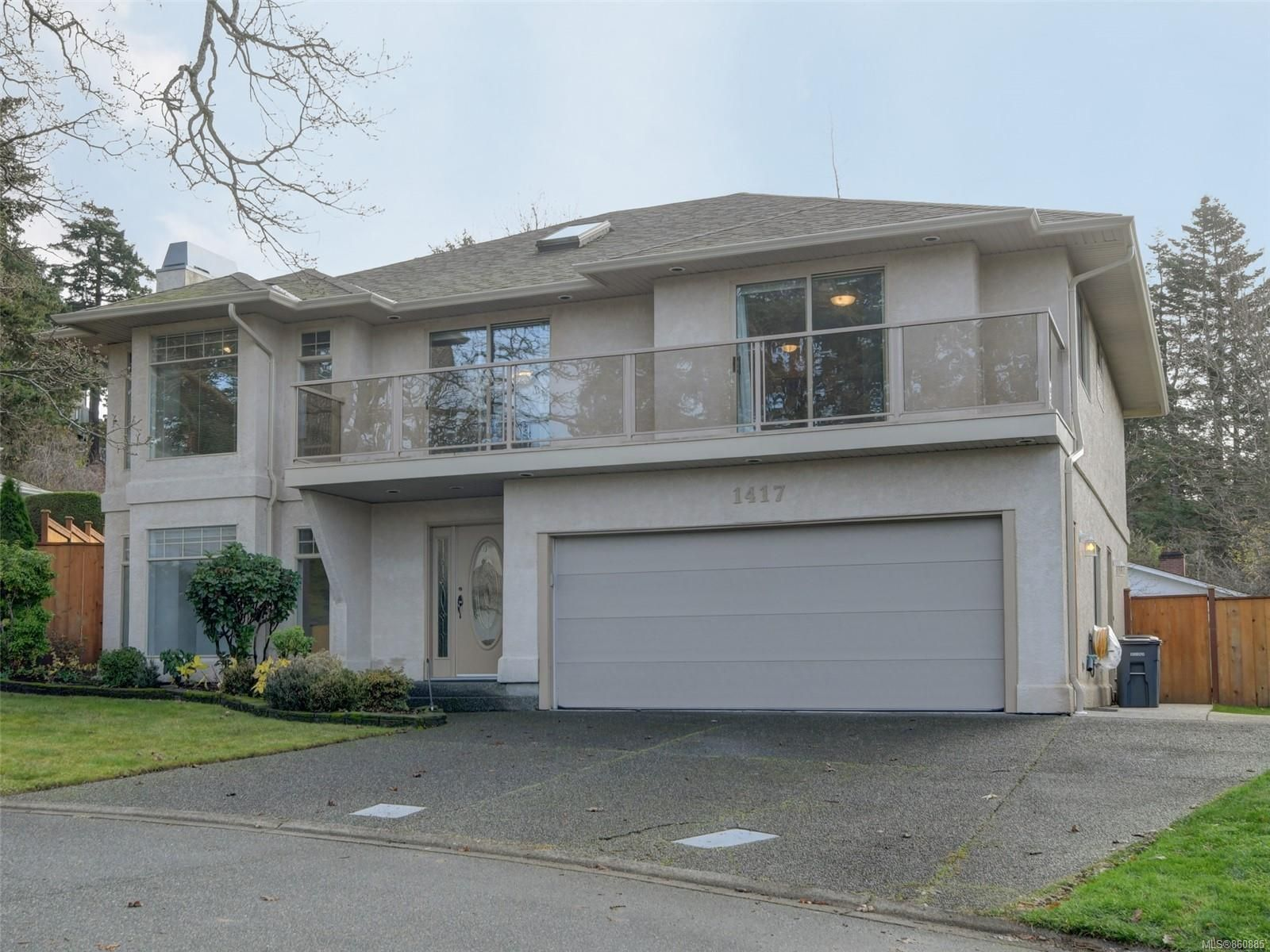 Main Photo: 1417 Anna Clare Pl in : SE Cedar Hill House for sale (Saanich East)  : MLS®# 860885