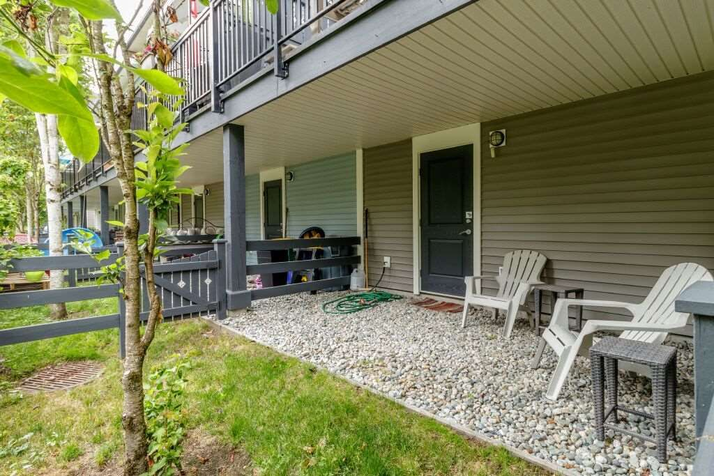 Photo 20: Photos: 122 3010 RIVERBEND Drive in Coquitlam: Coquitlam East Townhouse for sale : MLS®# R2386563