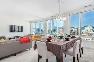 """Photo 1: 2105 989 NELSON Street in Vancouver: Downtown VW Condo for sale in """"Electra"""" (Vancouver West)  : MLS®# R2572963"""