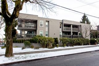"""Main Photo: # 306 3020 QUEBEC ST in Vancouver: Mount Pleasant VE Condo for sale in """"KARMA ROSE"""" (Vancouver East)  : MLS®# V928847"""