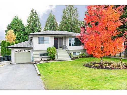 Main Photo: 2156 CENTRAL Ave in Port Coquitlam: Central Pt Coquitlam Home for sale ()  : MLS®# V1052260