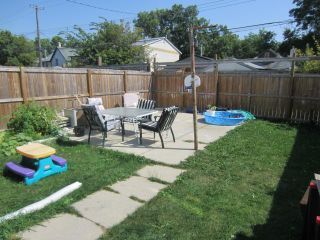 Photo 14: 927 Banning Street in WINNIPEG: West End / Wolseley Residential for sale (West Winnipeg)  : MLS®# 1218050
