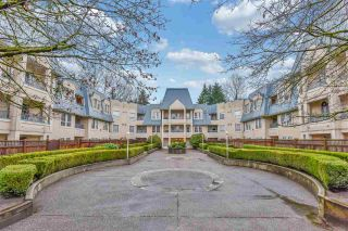 """Photo 2: 208 295 SCHOOLHOUSE Street in Coquitlam: Maillardville Condo for sale in """"CHATEAU ROYALE"""" : MLS®# R2534228"""