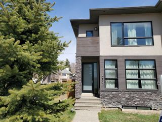 Main Photo: 2422 Bowness Road NW in Calgary: West Hillhurst Semi Detached for sale : MLS®# A1128417