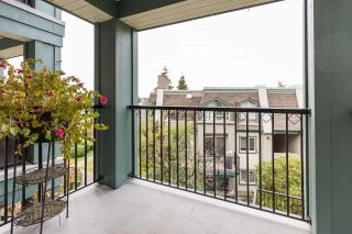 "Photo 16: 120 217 BEGIN Street in Coquitlam: Maillardville Townhouse for sale in ""PLACE FOUNTAINBLEAU"" : MLS®# R2511340"