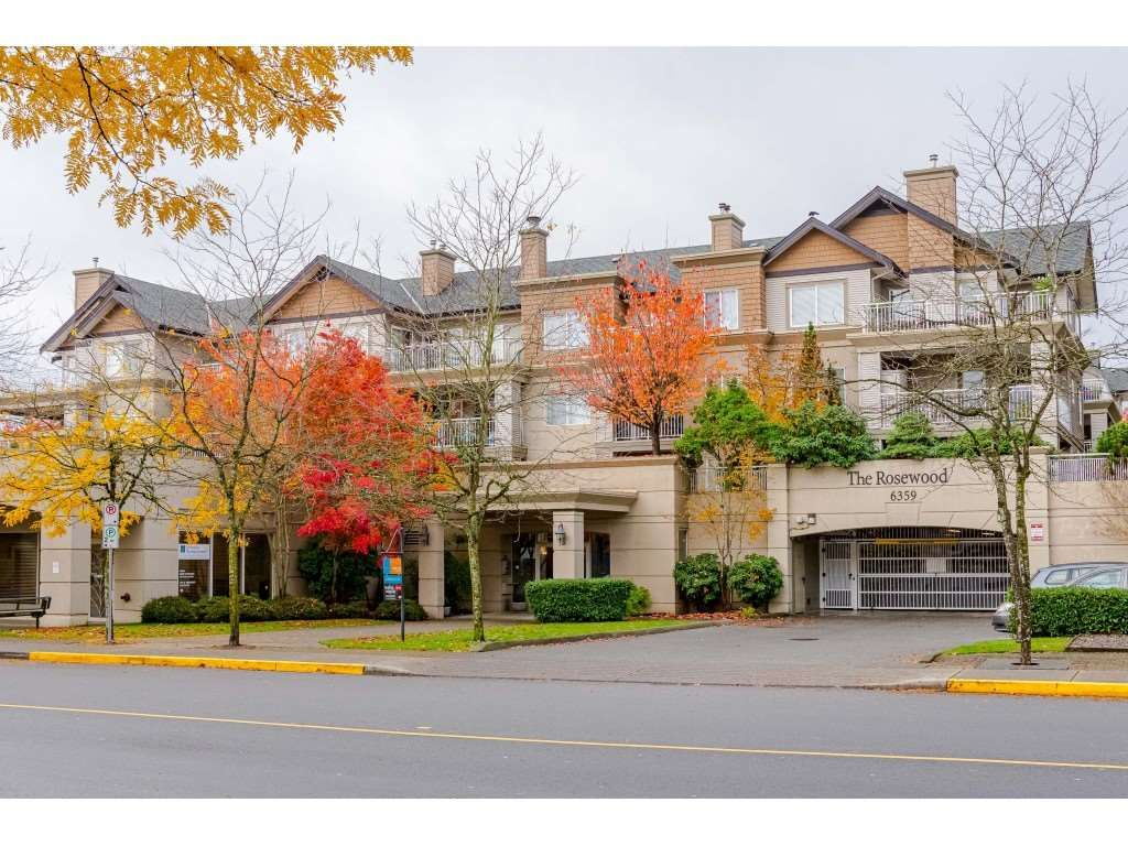 "Main Photo: 417 6359 198 Street in Langley: Willoughby Heights Condo for sale in ""Rosewood"" : MLS®# R2414238"