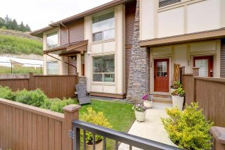 "Photo 1: 24 10550 248 Street in Maple Ridge: Thornhill MR Townhouse for sale in ""The Terraces"" : MLS®# R2276283"