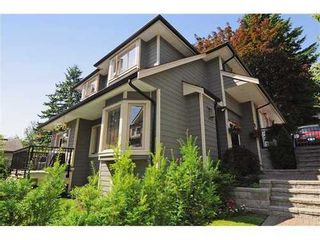 Photo 1: 3123 SUNNYHURST Road in North Vancouver: Home for sale : MLS®# V904323
