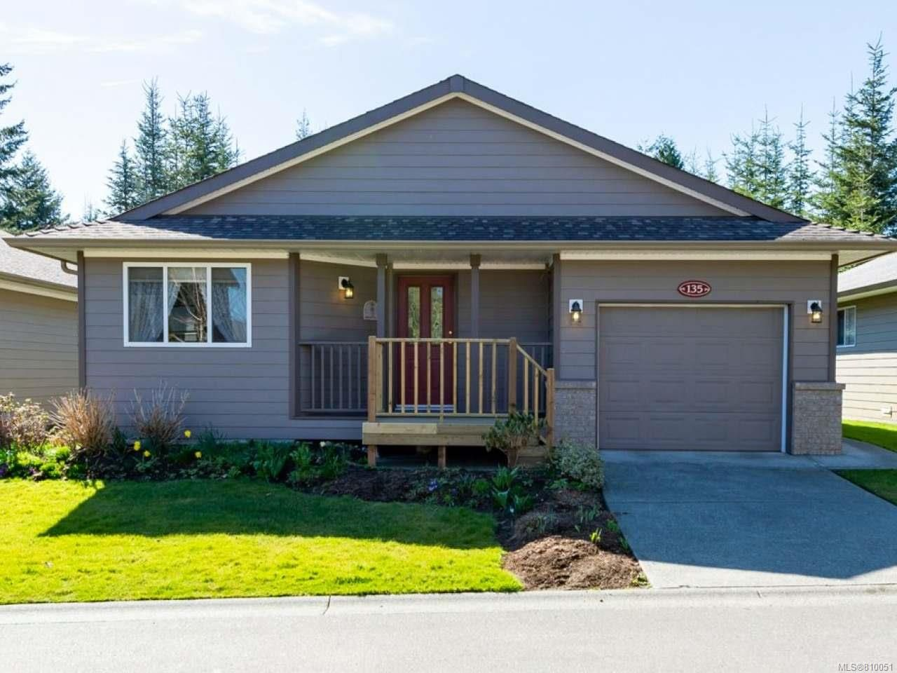 Main Photo: 135 Cherry Tree Lane in CAMPBELL RIVER: CR Willow Point House for sale (Campbell River)  : MLS®# 810051