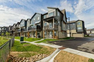Photo 4: 136 16903 68 Street NW in Edmonton: Zone 28 Townhouse for sale : MLS®# E4249686
