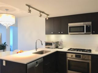 """Photo 3: 1307 7888 ACKROYD Road in Richmond: Brighouse Condo for sale in """"QUINTET"""" : MLS®# R2530657"""