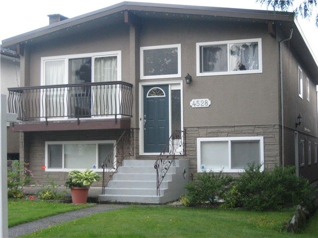"Main Photo: 4528 FRANCES Street in Burnaby: Capitol Hill BN House for sale in ""S"" (Burnaby North)  : MLS®# V1067655"