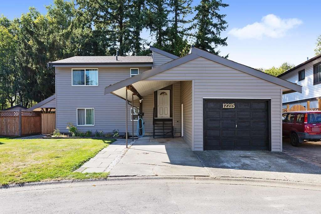 Main Photo: 12215 80B Avenue in Surrey: Queen Mary Park Surrey House for sale : MLS®# R2492752
