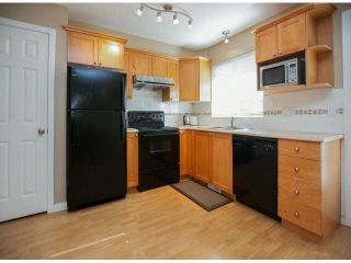 """Photo 3: 44 12738 66TH Avenue in Surrey: West Newton Townhouse for sale in """"STARWOOD"""" : MLS®# F1430519"""