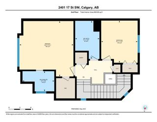 Photo 31: 2401 17 Street SW in Calgary: Bankview Row/Townhouse for sale : MLS®# A1121267