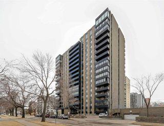 Photo 1: 806 10160 115 Street in Edmonton: Zone 12 Condo for sale : MLS®# E4236450