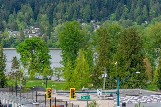 """Photo 1: 520 95 MOODY Street in Port Moody: Port Moody Centre Condo for sale in """"THE STATION"""" : MLS®# R2575449"""