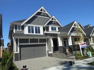 "Photo 1: 17315 0A Avenue in Surrey: Pacific Douglas House for sale in ""Summerfield"" (South Surrey White Rock)  : MLS®# F1300365"