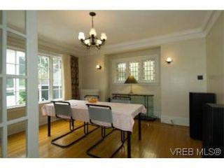 Photo 4: 1376 Craigdarroch Rd in VICTORIA: Vi Rockland House for sale (Victoria)  : MLS®# 507180