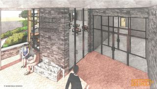 Photo 3: 4th flr 2840 Peatt Rd in Langford: La Goldstream Office for lease : MLS®# 835693
