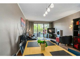 """Photo 5: 210 2120 W 2ND Avenue in Vancouver: Kitsilano Condo for sale in """"ARBUTUS PLACE"""" (Vancouver West)  : MLS®# V1120504"""