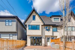 Photo 49: 507 28 Avenue NW in Calgary: Mount Pleasant Semi Detached for sale : MLS®# A1097016