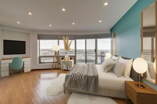 Photo 19: 2101 1088 6 Avenue SW in Calgary: Downtown West End Apartment for sale : MLS®# A1102804