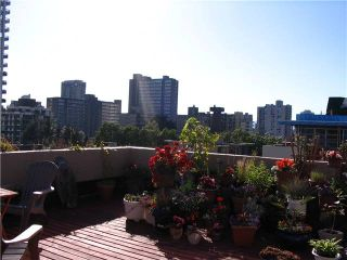 "Photo 2: 400 1455 ROBSON Street in Vancouver: West End VW Condo for sale in ""COLONNADE"" (Vancouver West)  : MLS®# V975379"