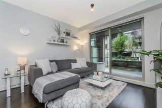 Photo 1: 110 7428 BYRNEPARK WALK in Burnaby: South Slope Condo for sale (Burnaby South)  : MLS®# R2262212