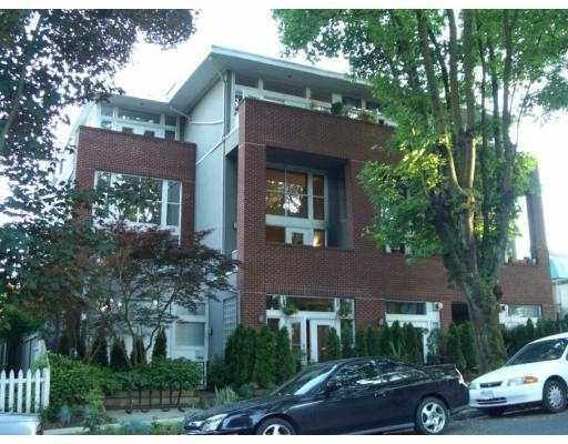 """Main Photo: 103 980 W 22ND Avenue in Vancouver: Cambie Condo for sale in """"SIMON LOFTS"""" (Vancouver West)  : MLS®# V785573"""