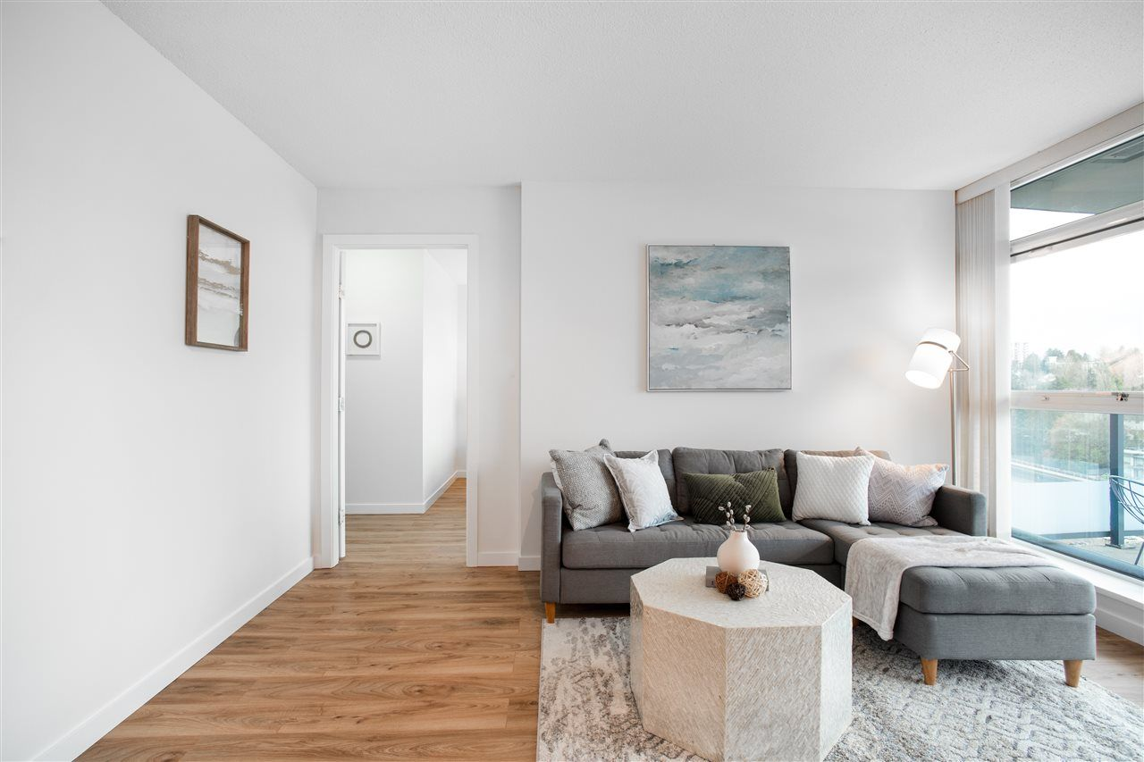 Photo 3: Photos: 1201 5611 GORING STREET in Burnaby: Central BN Condo for sale (Burnaby North)  : MLS®# R2431529