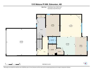 Photo 49: 1315 MALONE Place in Edmonton: Zone 14 House for sale : MLS®# E4228514