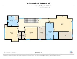 Photo 34: 10726 72 Avenue in Edmonton: Zone 15 House for sale : MLS®# E4241732