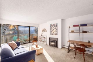 "Photo 1: 307 2366 WALL Street in Vancouver: Hastings Condo for sale in ""LANDMARK MARINER"" (Vancouver East)  : MLS®# R2326373"
