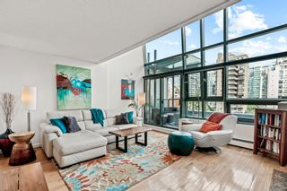 Photo 2: PH3 1688 ROBSON STREET in Vancouver: West End VW Condo for sale (Vancouver West)  : MLS®# R2617643