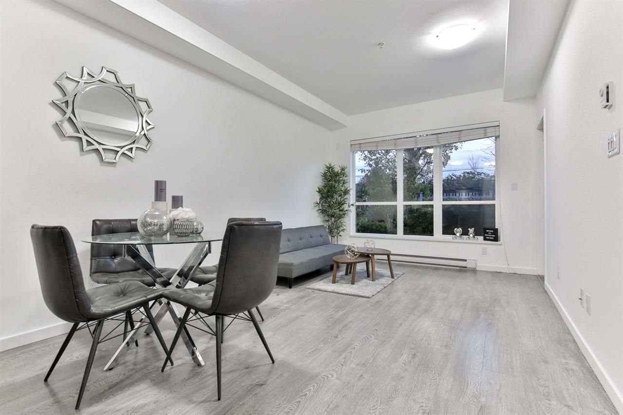 """Main Photo: 102 6440 194 Street in Surrey: Clayton Condo for sale in """"Waterstone"""" (Cloverdale)  : MLS®# R2517548"""