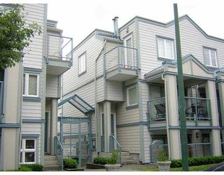 "Photo 1: 209 643 W 7TH Avenue in Vancouver: Fairview VW Condo for sale in ""COURTYARDS"" (Vancouver West)  : MLS®# V651448"
