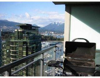 """Photo 2: 3102 1328 W PENDER ST in Vancouver: Coal Harbour Condo for sale in """"CLASSICO"""" (Vancouver West)  : MLS®# V579509"""