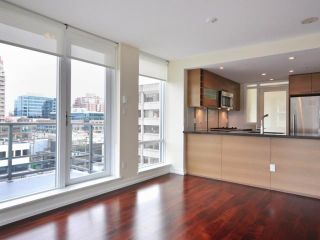 """Photo 5: 806 1690 W 8TH Avenue in Vancouver: Fairview VW Condo for sale in """"MUSEE"""" (Vancouver West)  : MLS®# V817845"""