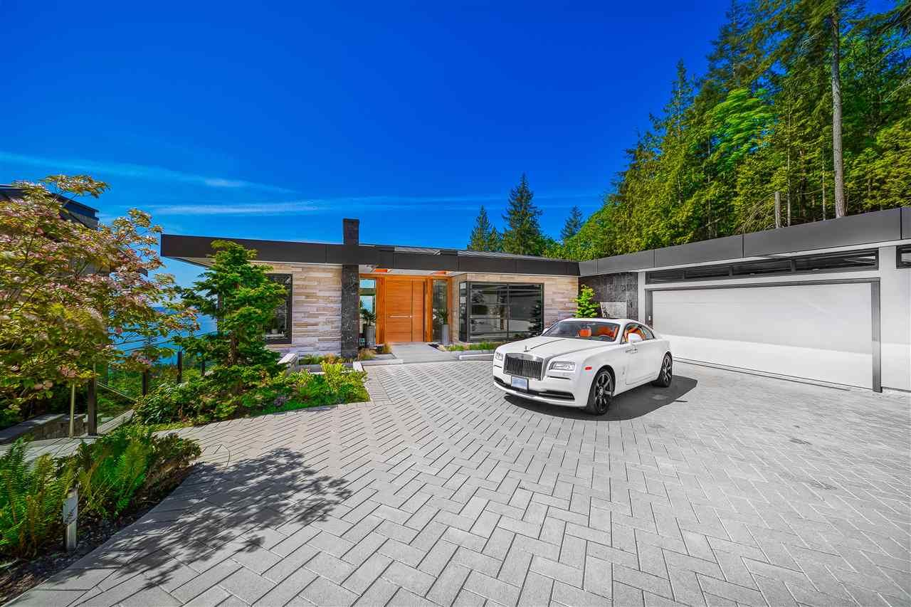 Main Photo: 2931 BURFIELD Place in West Vancouver: Cypress Park Estates House for sale : MLS®# R2581700