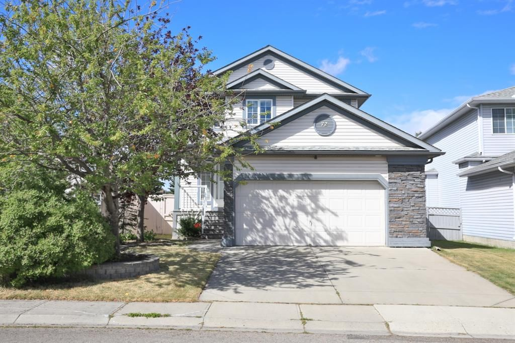 Main Photo: 72 HARVEST PARK Road NE in Calgary: Harvest Hills Detached for sale : MLS®# A1030343