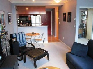 """Photo 3: 1402 928 RICHARDS Street in Vancouver: Downtown VW Condo for sale in """"THE SAVOY"""" (Vancouver West)  : MLS®# V826168"""
