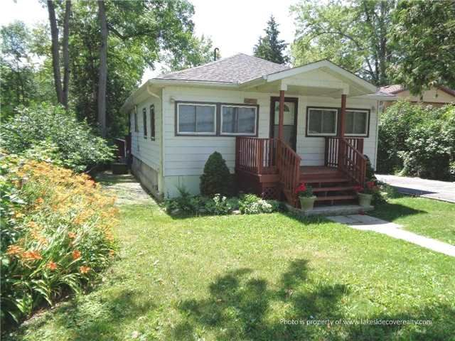 Main Photo: 3 Ridge Avenue in Ramara: Brechin House (Bungalow) for sale : MLS®# X3552310