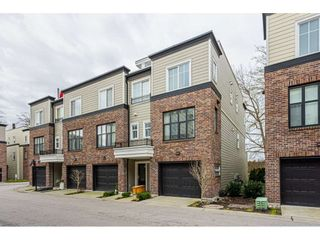 """Photo 1: 12 15588 32 Avenue in Surrey: Grandview Surrey Townhouse for sale in """"The Woods"""" (South Surrey White Rock)  : MLS®# R2533943"""