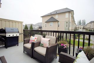 """Photo 6: 37 7938 209 Street in Langley: Willoughby Heights Townhouse for sale in """"Red Maple Park"""" : MLS®# R2338370"""