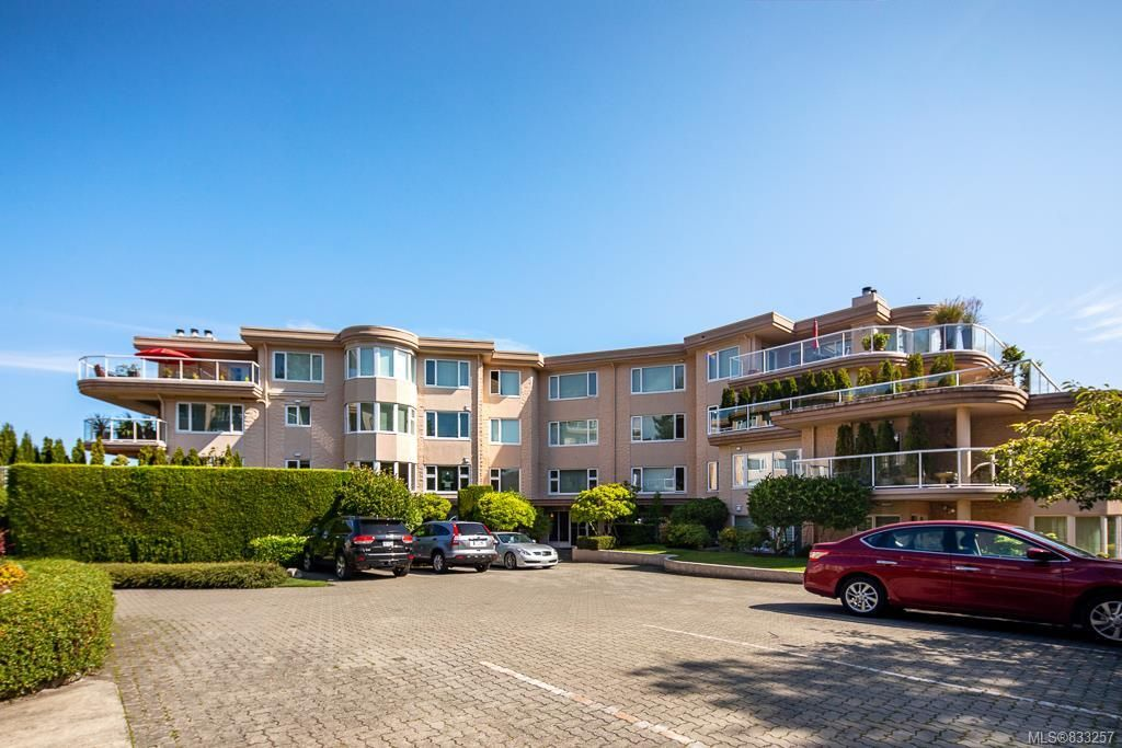 Main Photo: 3101 2829 Arbutus Rd in Saanich: SE Ten Mile Point Condo for sale (Saanich East)  : MLS®# 833257