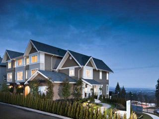 Photo 1: # 3 1305 SOBALL ST in Coquitlam: Burke Mountain Condo  : MLS®# V875008