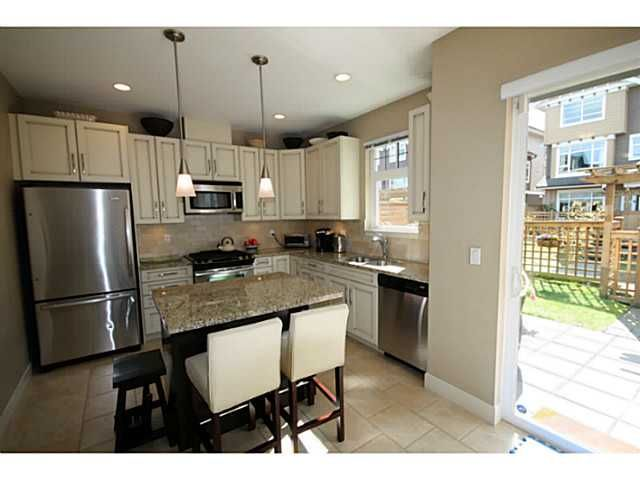 """Photo 6: Photos: 98 2979 156TH Street in Surrey: Grandview Surrey Townhouse for sale in """"Enclave at Morgan Heights"""" (South Surrey White Rock)  : MLS®# F1406197"""