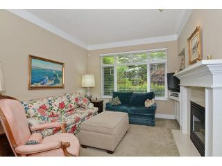 """Photo 2: 121 3188 W 41ST Avenue in Vancouver: Kerrisdale Townhouse for sale in """"THE LANESBOROUGH"""" (Vancouver West)  : MLS®# V1123090"""